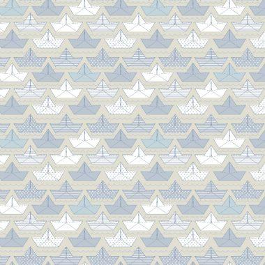 Barquinhos Azul