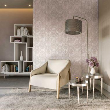 Veja como é fácil instalar tecidos Wall Decor